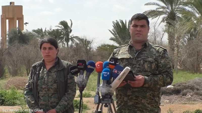 """""""قسد"""": 5 آلاف من مسلحي داعش سلموا أنفسهم"""