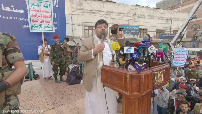 الحوثيون يسعون للإطاحة رئيس مجلسهم السياسي