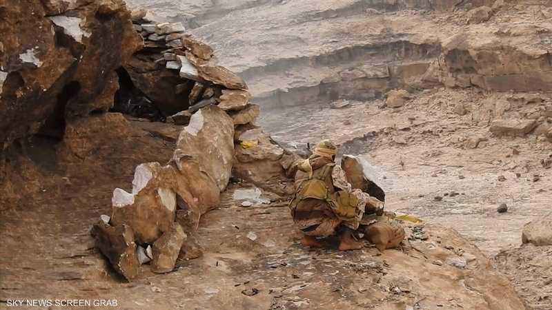 إنجازات هامة للجيش اليمني في جبهة صعدة