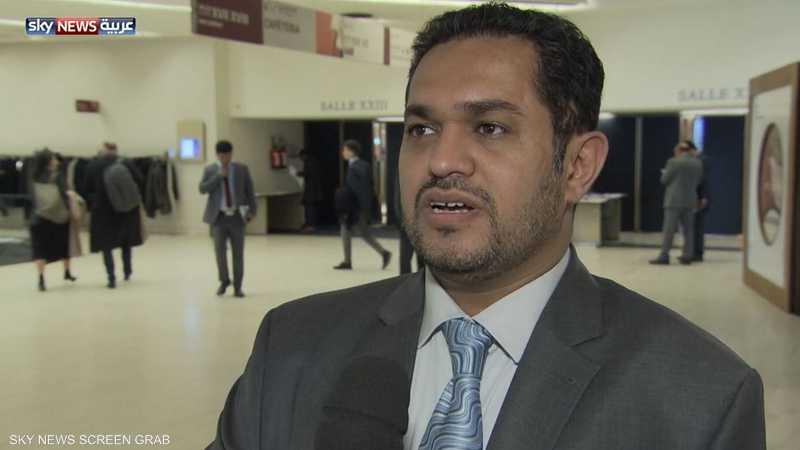 عسكر يتهم الحوثيين بانتهاك حقوق الإنسان