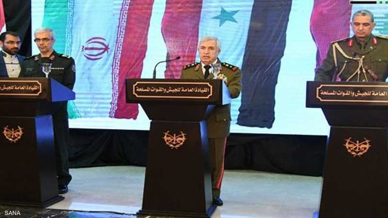 وزير الدفاع السوري علي عبدالله أيوب