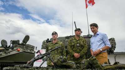كندا تمدّد مهام بعثتيها العسكريتين في العراق وأوكرانيا