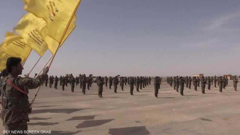 دمشق: القوات الكردية هي الورقة المتبقية بيد واشنطن