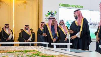 الرياض الخضراء وآرت.. تفاصيل مشاريع ثورية بـ23 مليار دولار
