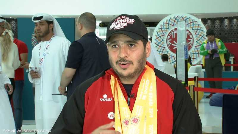 الإمارات تحصد 24 ميدالية في رياضة رفع الأثقال