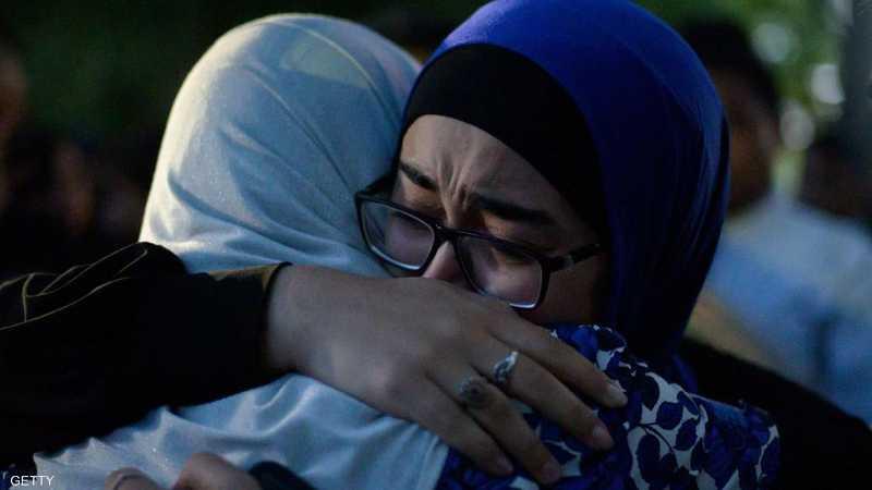 جرى تشييع جثماني ضحيتين سقطا في الهجوم الإرهابي على مسجدين بنيوزيلندا، في أول مراسم دفن 50 شخصا قتلوا في الهجوم.