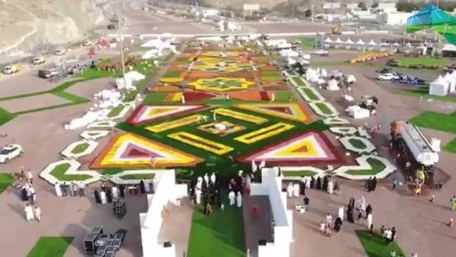 ونظم المهرجان أمانة العاصمة المقدسة، بالتعاون مع المعهد العربي لإنماء المدن وجامعة الملك سعود.