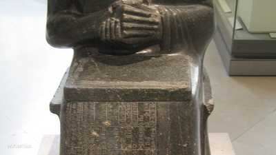 """بعد 4000 عام.. صدفة تقود عالمين لحل لغز """"التمثال السومري"""""""