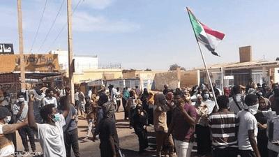 """""""مواكب العدالة"""" الاحتجاجية تجوب الخرطوم"""