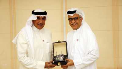 الرميثي يدعم سلمان آل خليفة رئيسا للاتحاد الآسيوي