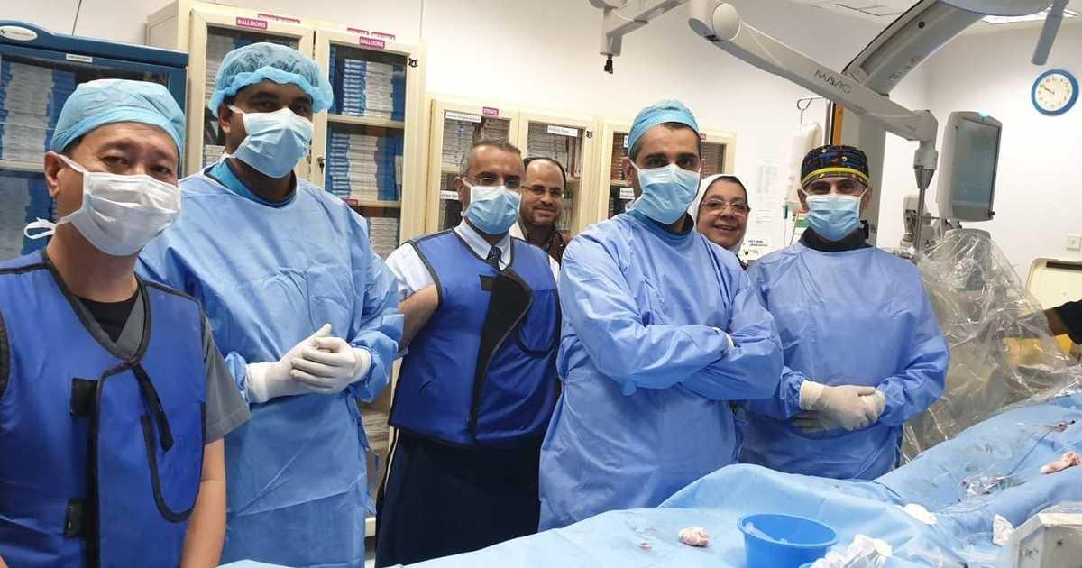 4a6b8b11b إنجاز طبي كويتي يحدث للمرة الأولى في الشرق الأوسط | أخبار سكاي نيوز عربية
