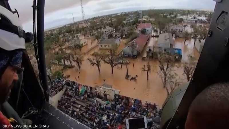 موزمبيق وزيمبابوي تبحثان عن ناجين بعد الإعصار المدمر