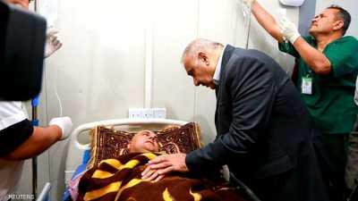 رئيس وزراء العراق يطالب بإقالة محافظ نينوى بعد كارثة العبارة
