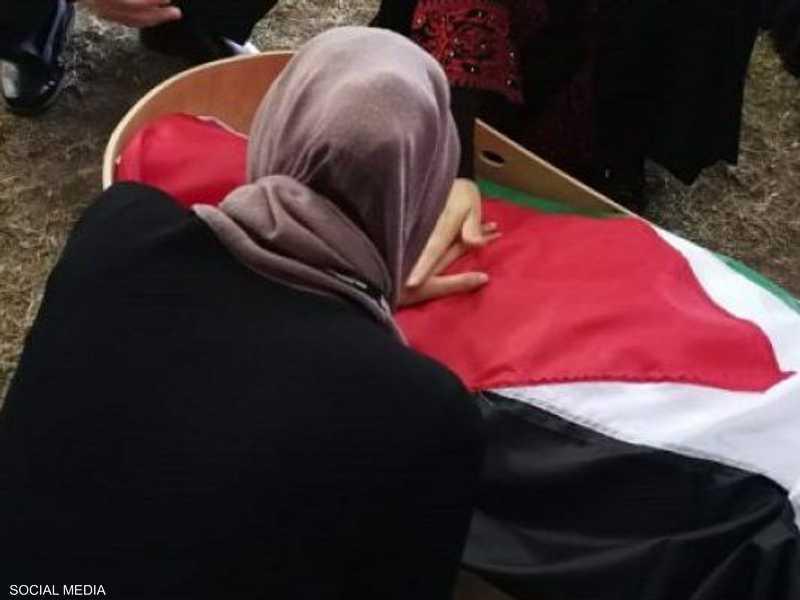 شيعت ابنها وماتت
