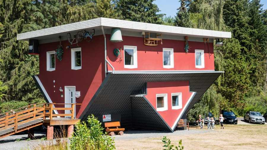 المنزل الألماني
