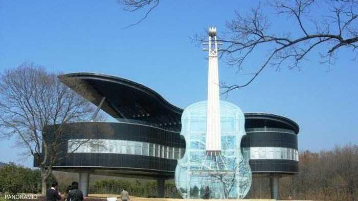 منزل البيانو
