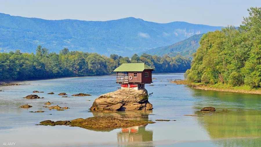 المنزل الصربي