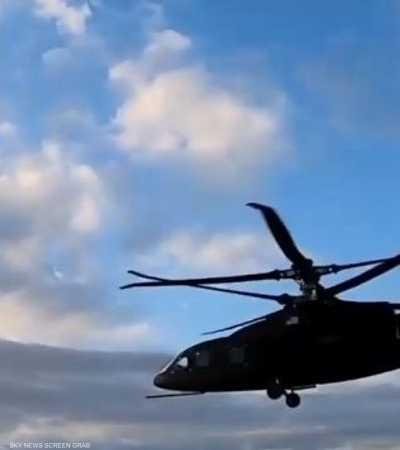 بوينغ تختبر المروحية العسكرية العجيبة