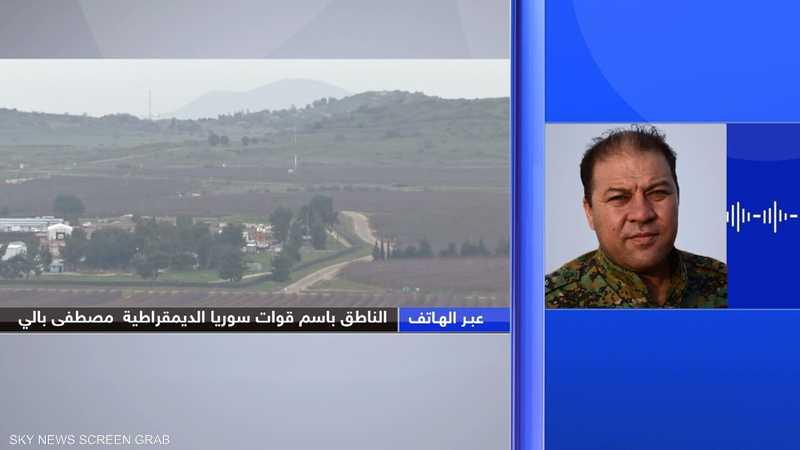 قوات سوريا الديمقراطية تعلن النصر العسكري على داعش
