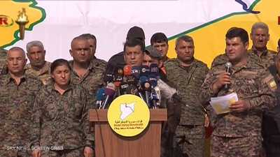 """بعد هزيمة داعش.. """"قسد"""" توجه رسالتين لدمشق وأنقرة"""