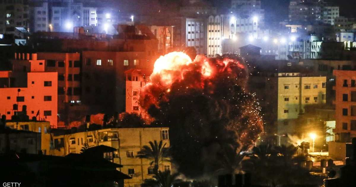 بعد نجاح الوساطة المصرية.. وقف إطلاق النار في قطاع غزة