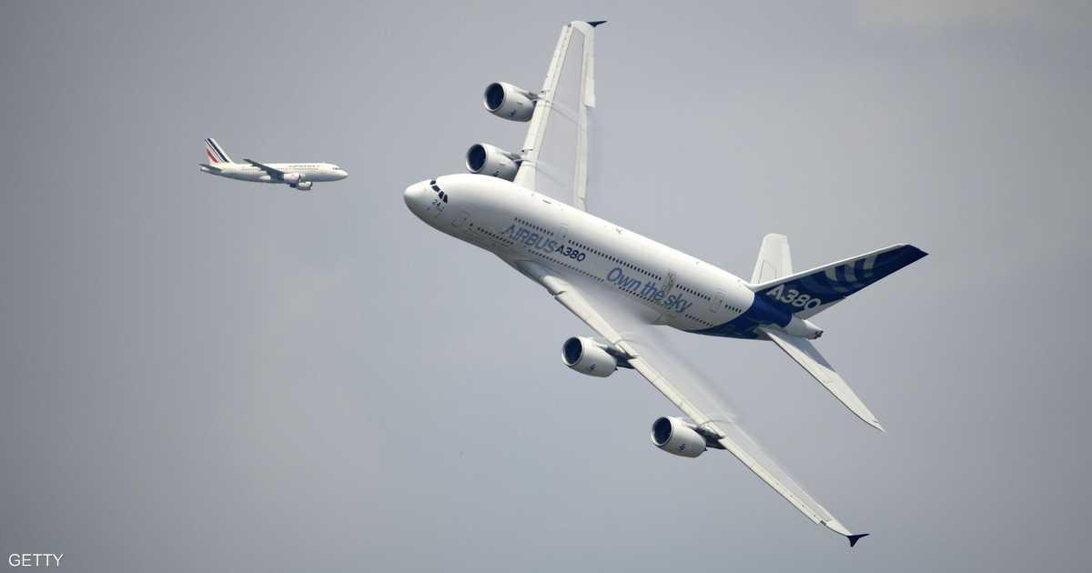 صفقة تاريخية.. الصين تشتري 300 طائرة إيرباص