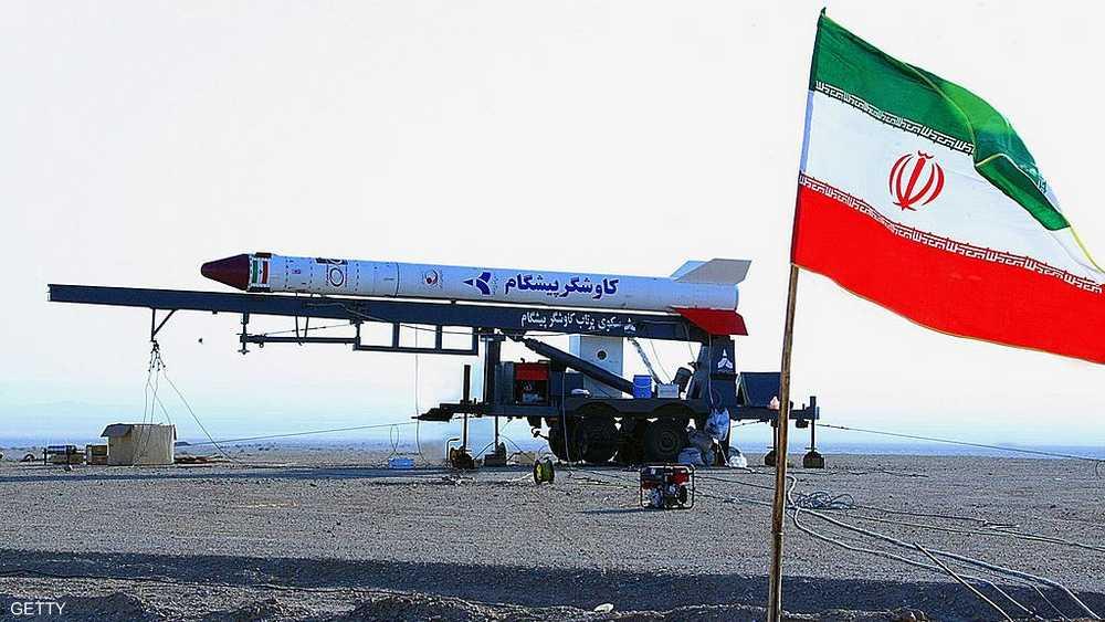 نظام إيران المستمر في استفزاز المجتمع الدولي