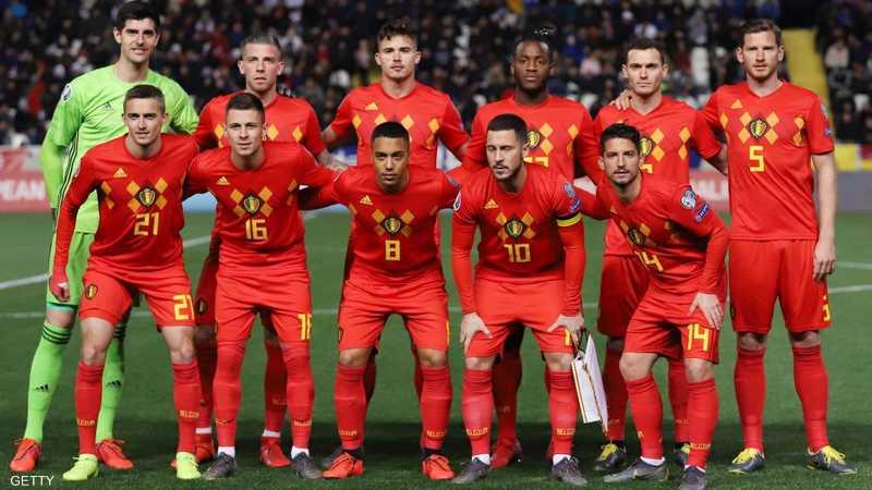 تصنيف الفيفا بلجيكا الأقوى عالميا وتونس تتصدر عربيا أخبار سكاي نيوز عربية