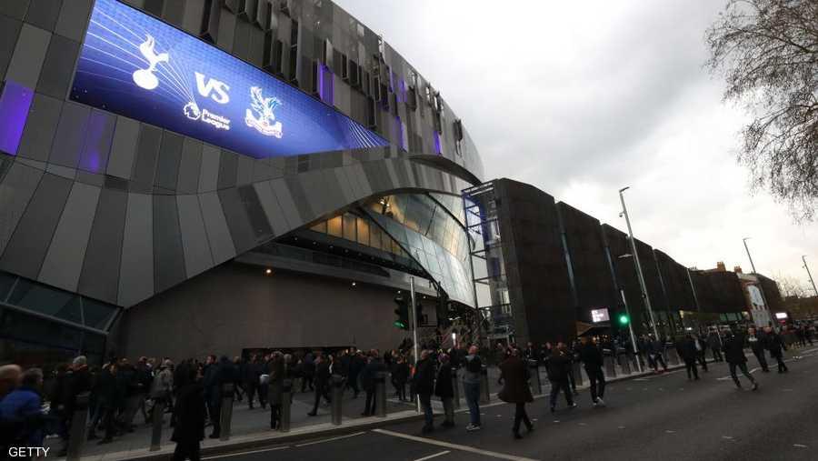 """الملعب الجديد سيحل مكان القديم """"وايت هارت لين""""، الذي كان يتسع لـ36 ألف شخص."""