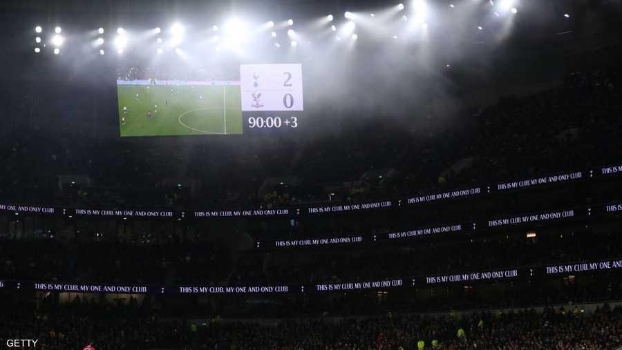 قال مدرب توتنهام، ماوريسيو بوتشيتينو، إنه سعيد للغاية بفوز فريقه في أول مباراة على ملعبه الجديد، مشيرا إلى أنها لحظة مميزة وخاصة للجميع.