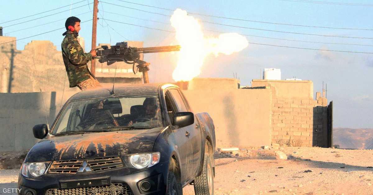 نتيجة بحث الصور عن دول غربية ومصر والإمارات تدعو لوقف القتال في ليبيا