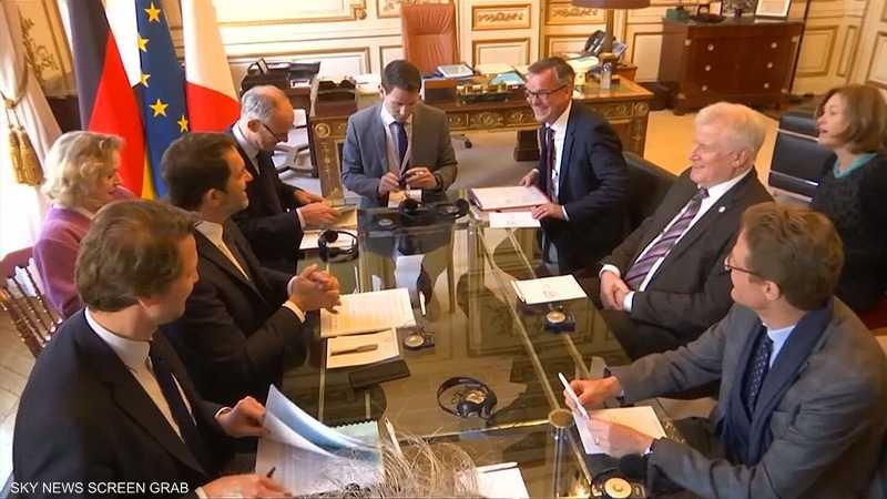 الإرهاب يتصدر اجتماع وزراء داخلية مجموعة الدول الـ7بباريس