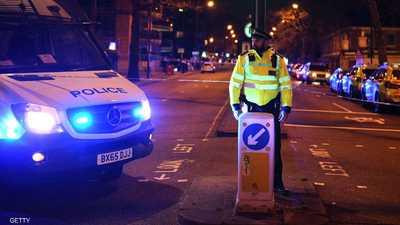 """""""حادثة طعن"""" في بريطانيا.. والشرطة تتدخل"""