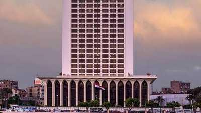 """مصر تعلق على تصريحات وزير خارجية لبنان """"المسيئة"""""""