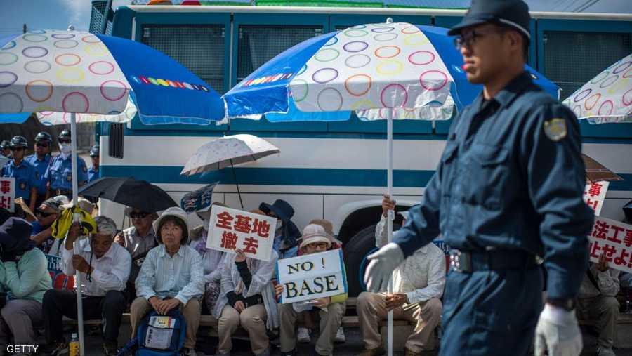جندي أميركي يقتل يابانية في أوكيناوا وينتحر أخبار سكاي نيوز عربية