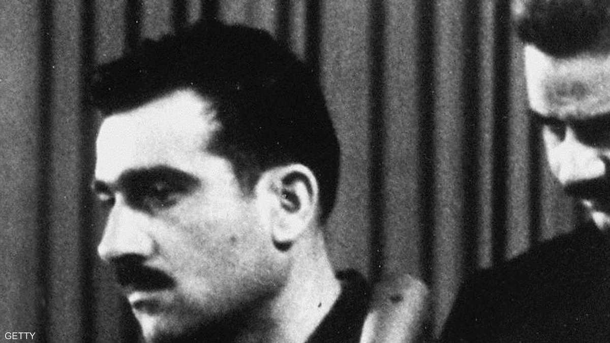 كوهين خلال المحاكمة.