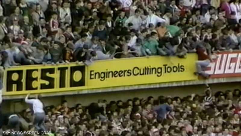 نادي ليفربول يحيي الذكرى الـ 30 لفاجعة هيلزبره