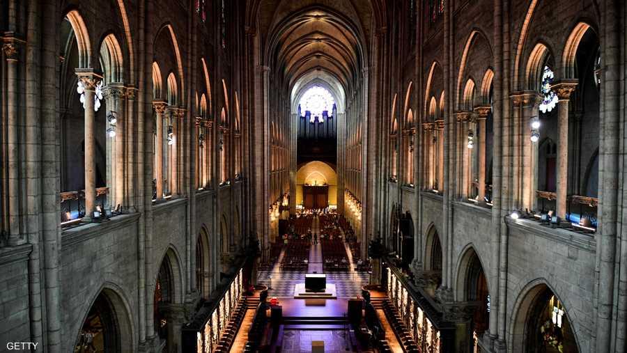 وتعد الكاتدرائية من المعالم التاريخية والمعمارية في فرنسا.