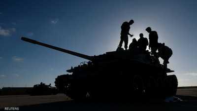 أكد الجيش أن معركة طرابلس تستهدف الميليشيات الإرهابية