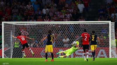 """صاحب """"الرقم اللافت"""" يمدد عقده مع أتلتيكو مدريد"""
