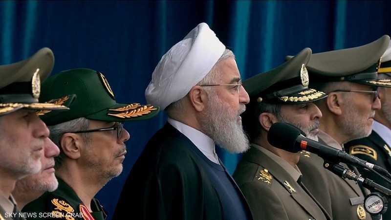 روحاني: قواتنا المسلحة لا تمثل تهديدا لأي دولة