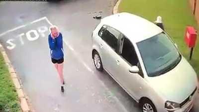 السرقة الأكثر رعبا في جنوب أفريقيا