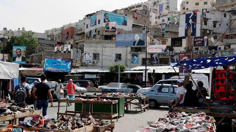 جانب من مدينة طرابلس اللبنانية
