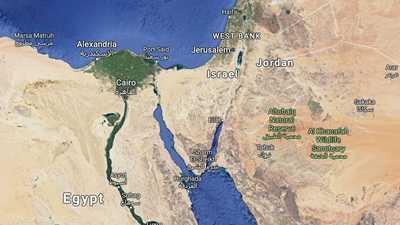 """مبعوث أميركي: منح أرض من سيناء للفلسطينيين """"كذب"""""""