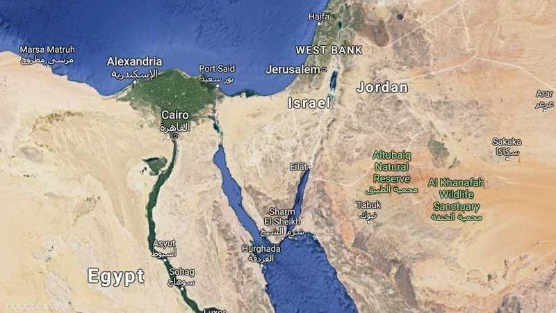 سيناء لن تكون جزء من خطة السلام بين إسرائيل وفلسطين