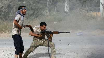 ليبيا.. ميليشيات طرابلس تزج بالمهاجرين في أتون المعارك