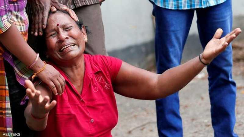 الحزن يخيم على سريلانكا عقب هجوم الأحد الدامي