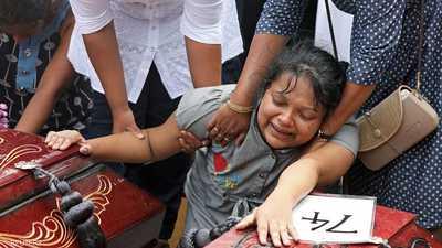 """وزير: اعتداءات سريلانكا """"رد انتقامي"""" على مجزرة المسجدين"""