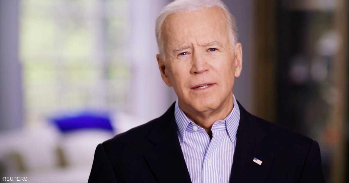 بايدن يدخل سباق انتخابات الرئاسة الأميركية 2020