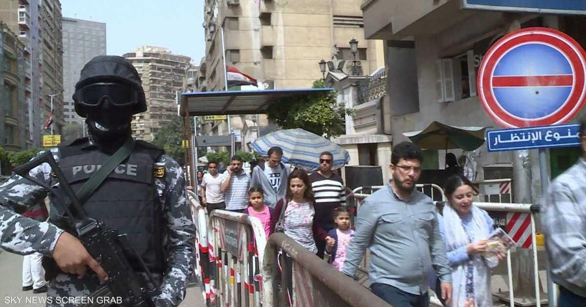 بالصور.. مصر تستعد للأعياد بخطة أمنية محكمة